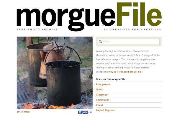 morgue-file