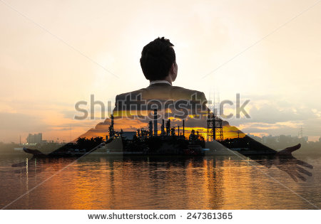 stock-photo-double-exposure-of-refinary-oil-and-gas-and-business-man-247361365