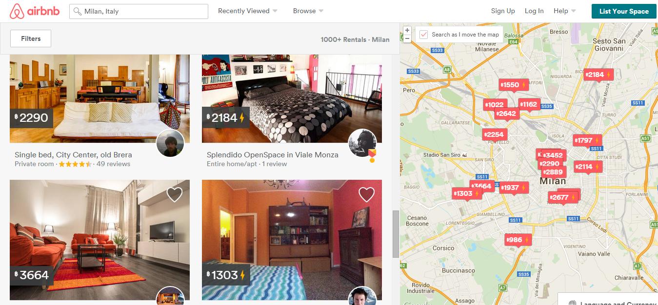 Milan Vacation Rentals Short Term Rentals Airbnb