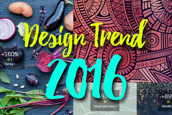 Design Trend 2016